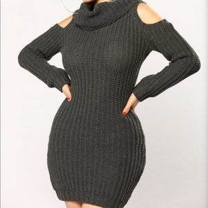 Gorgeous sweater dress